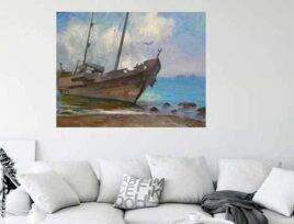Картины в интерьере вашего дома